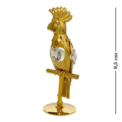 Swarovski 1018 Фигурка Попугай 9,5см