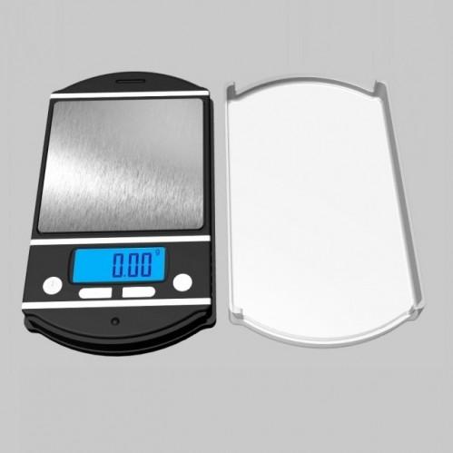 Весы электронные ML-A03 (0,01-200 гр) с чехлом 124*72*18 мм