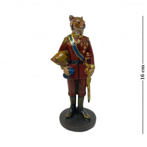 L53709  (1-24) Тигр в одежде 7*6*17 см