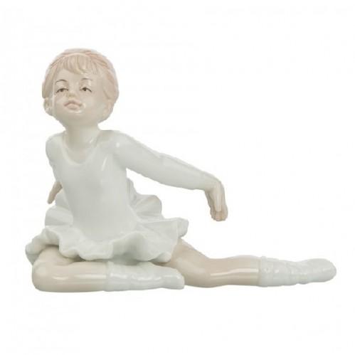 HP2022  (48) Статуэтка Юная Балерина  12*9см