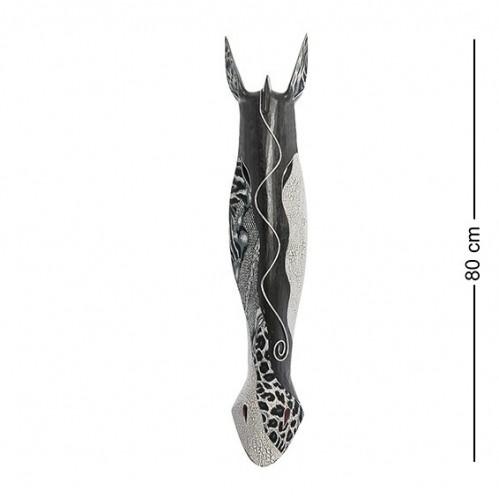 21-014 Панно ''Маска - Зебра'' 80 см