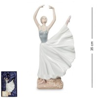 JP- 27/ 7 (6) Статуэтка Балерина (Pavone) h=35см