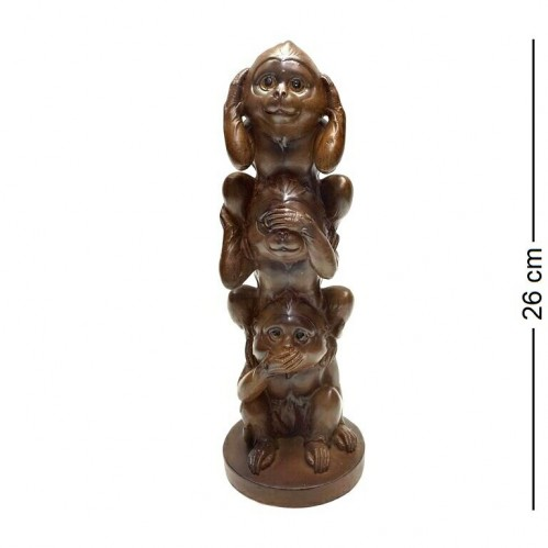 EPW31925 (1-18) Три обезьяни,