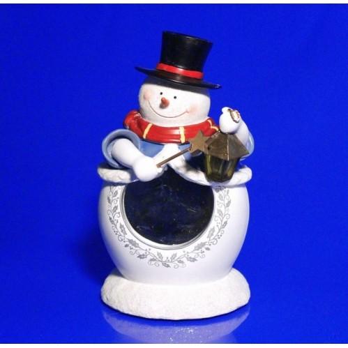 AK8347  (1-8) Снеговик муз,свет,движ.13*14*22 см
