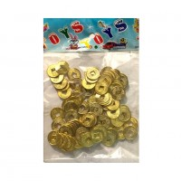 Монеты  03-80   бронз. 100шт/уп d=15mm