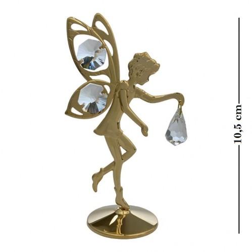 Swarovski  3426  Фигурка Фея с кристаллами  6*4*10,5см