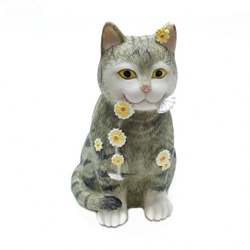 KEN78517  (1-36) Кошка 11.5*9*13.5 см