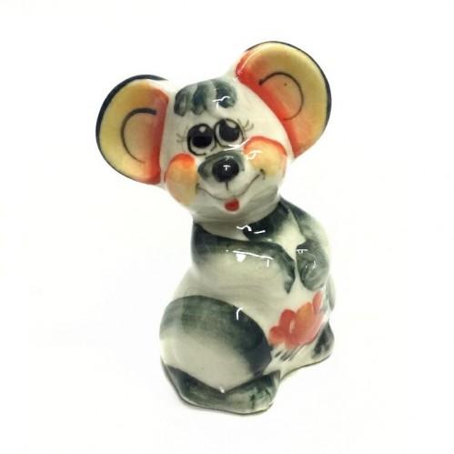 Гжель   36-1  Крыса