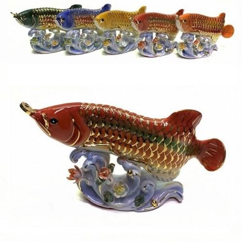 2116508  (48) Рыба 6цвет. 10см