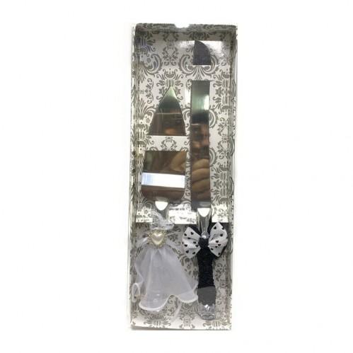 MML14807  (1-48) Лопатка с ножом 25*12*3см