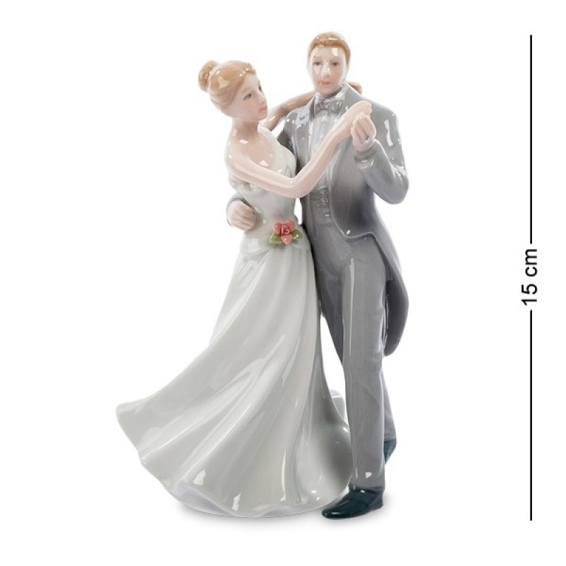 CMS-10/31 Статуэтка ''Влюбленная пара'' (Pavone) 15см