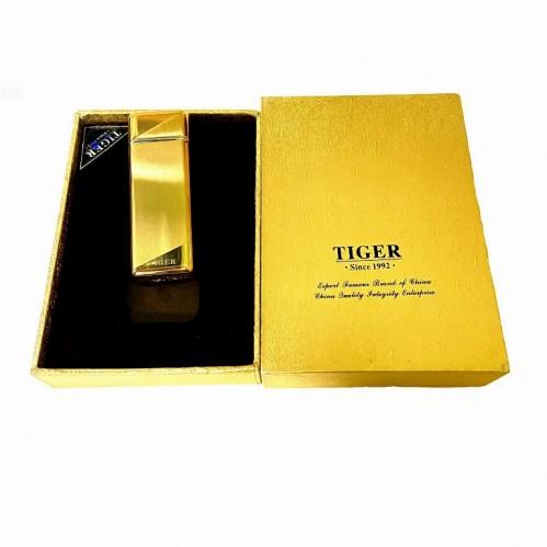 Зажигалка E-05 (10) пьезо, 2,5*1,5*7,2см, подарочная упаковка