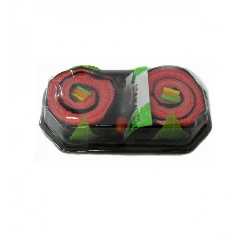 007010  (1-370) Полотенца-набор 2шт/уп. 20*20см