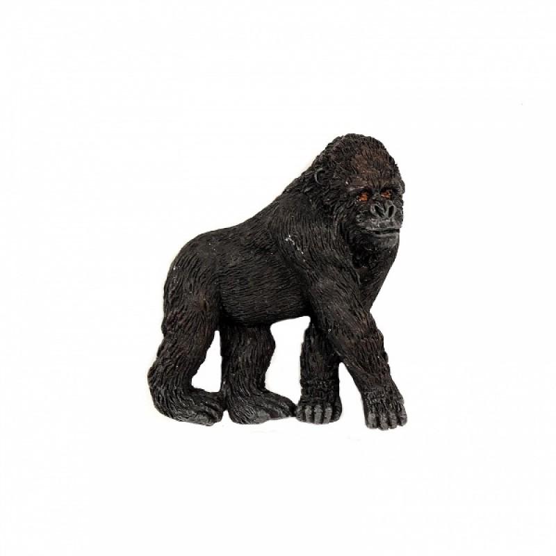 L51184  (12-288) Магнит-Горилла ,3в черн.1.5 см