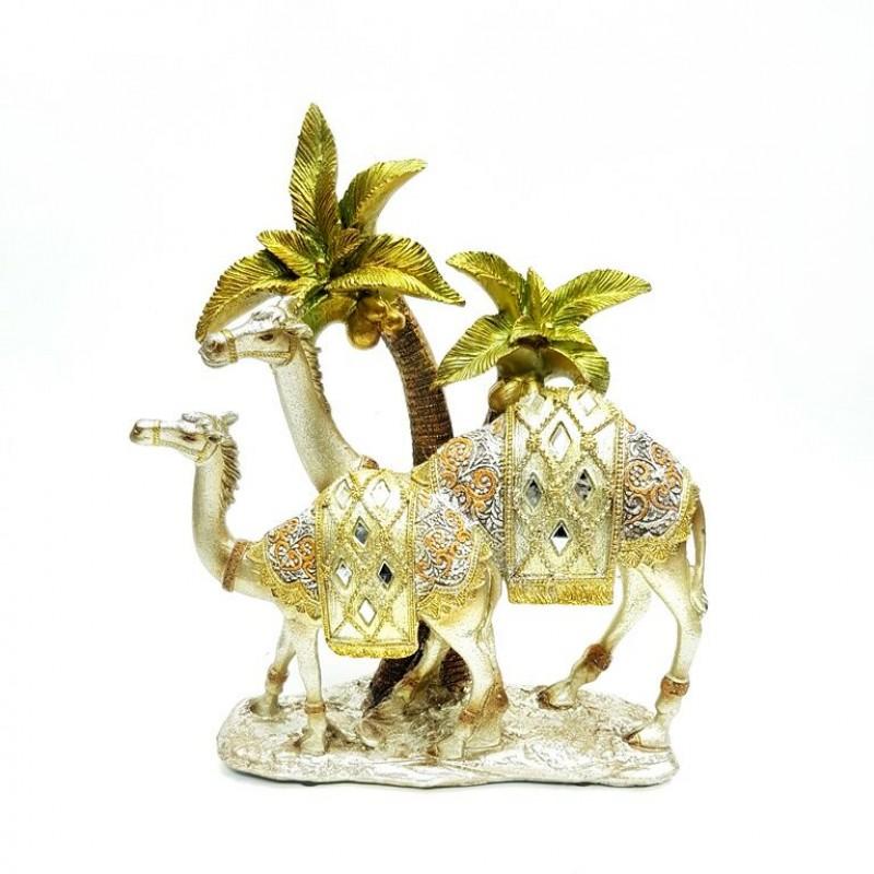 F-PK11294  (1-12) Верблюды 22*8*26см