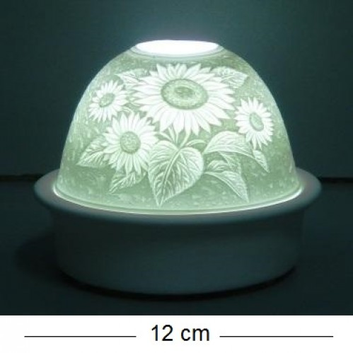 Декоративный светильник 97007W фарфор 12*10cm