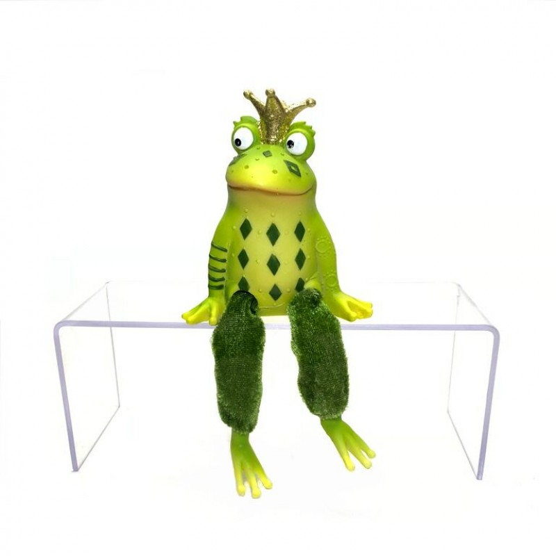 KEN78334  (4-96) Царевна-лягушка мягкие ножки 9*6*10см