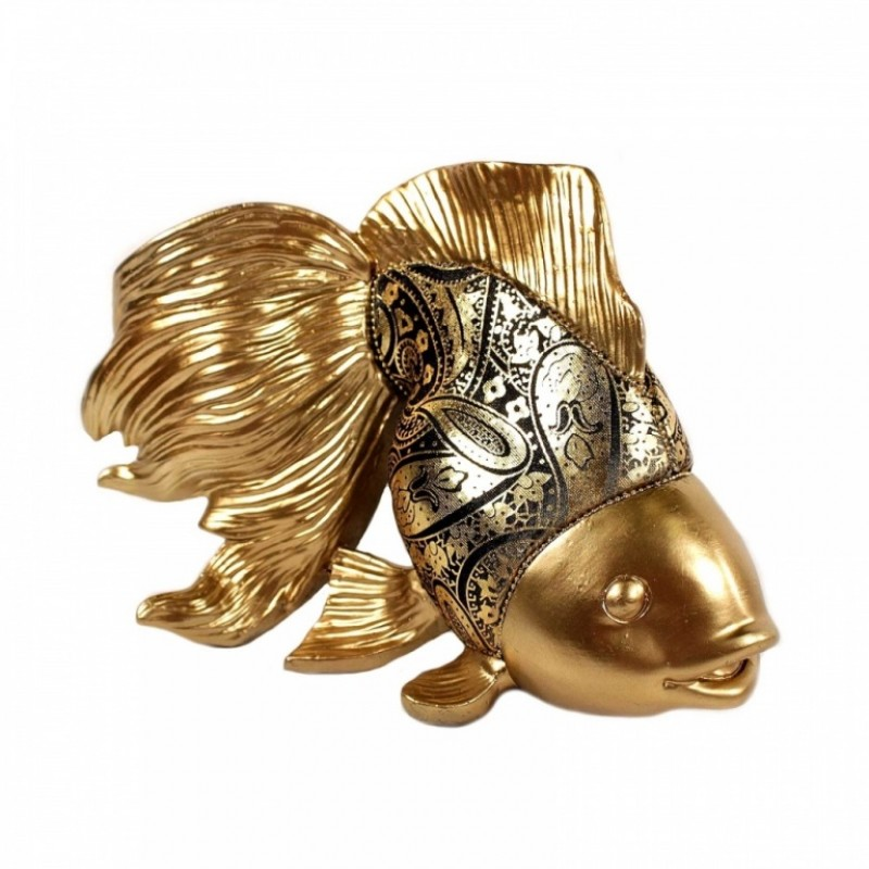 HOL20506  (1-8) Золотая рыбка 22*12*16м