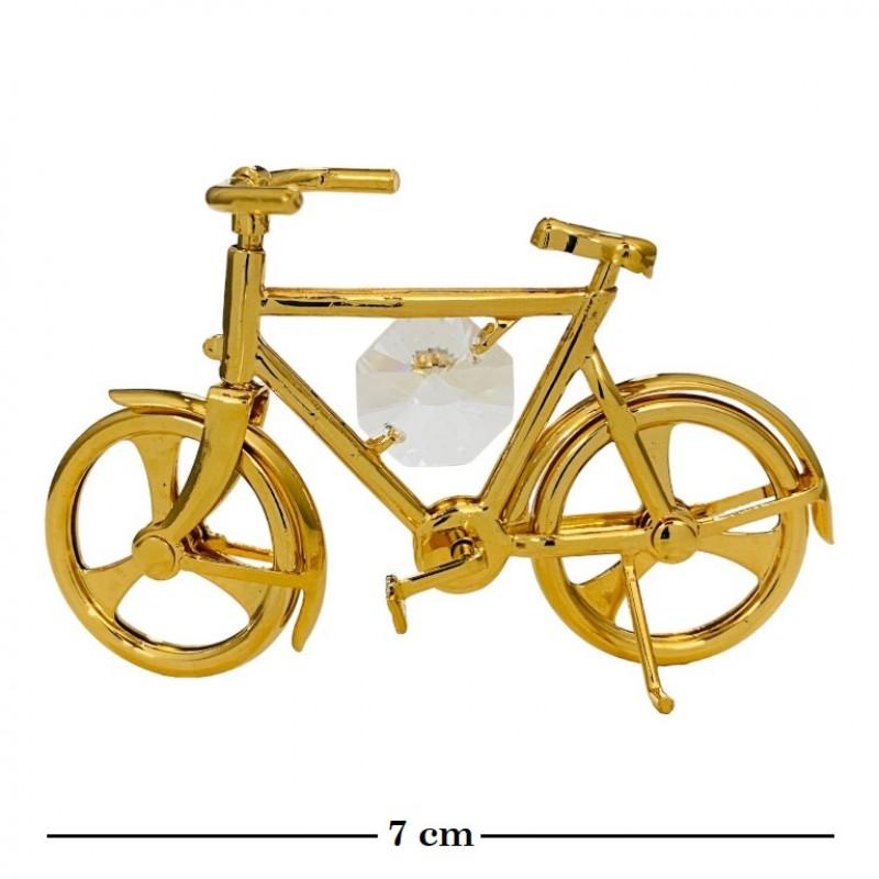 Swarovski 1218 Фигурка Велосипед 7см