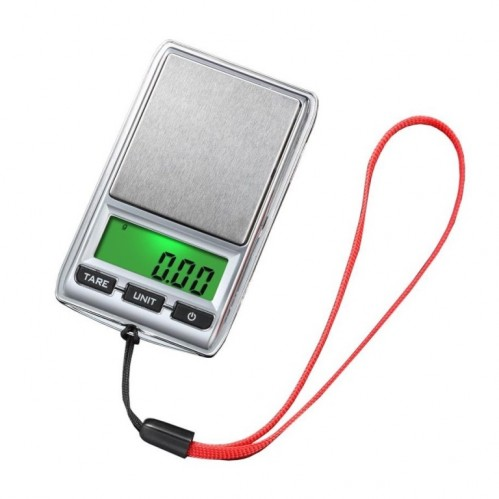 Весы электронные ювелирные DS-22  (0,01-100гр) в компактном корпусе, 45*75*13 мм.
