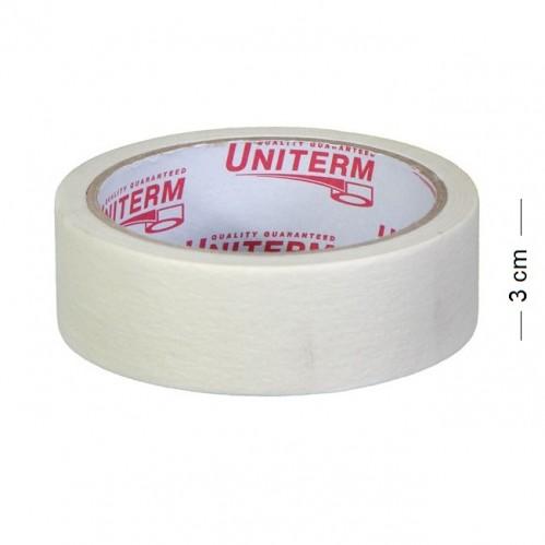 Малярная клейкая лента Uniterm  09217  (50)  30мм*25м