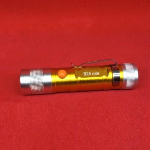 Фонарь  B25  матрица разн. цв.12см
