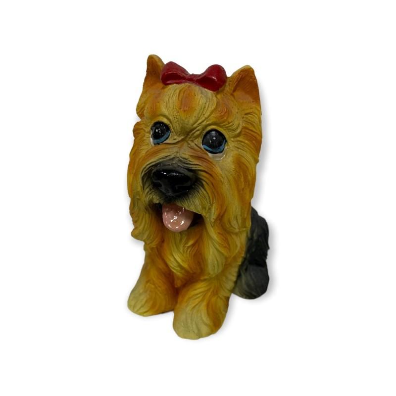 L53025  (1-96) Собачка 8.2*5.8*9.8см