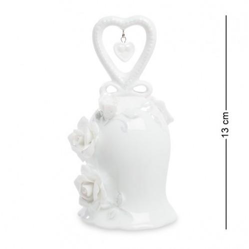 CMS-10/ 8 Колокольчик ''Сердце'' (Pavone) 13см