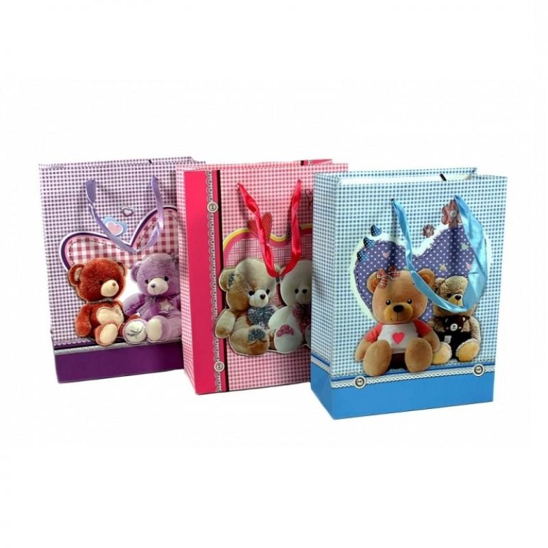 MML14646  (12-480) Пакет  подар. 32*26*10см