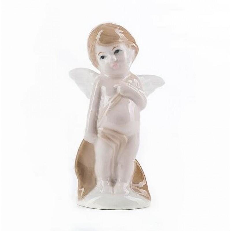 HC-13047 (72) Ангел, из фарфора, 6*5.5*12.5см