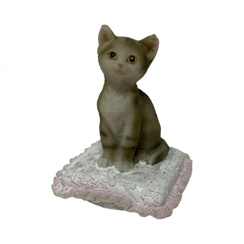 KEN78710  (1-48) Кошка 9*9*11см