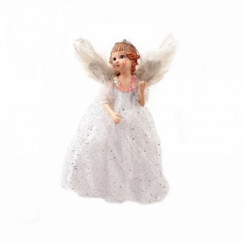 VEN1125  (1-24) Подвеска-ангелочек верхушка на елку 20см