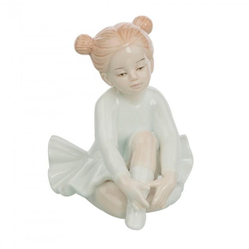 HP  22  (48) Статуэтка Юная Балерина  10*10 см