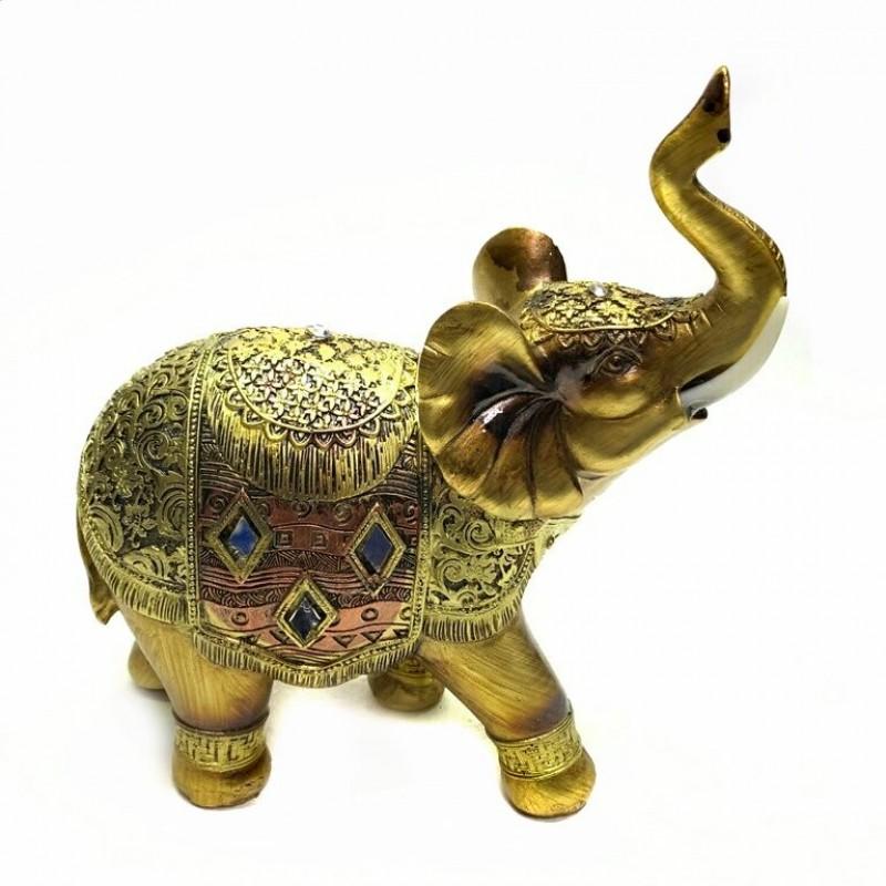 KH-2009  (24) Слон, 2вида 19см