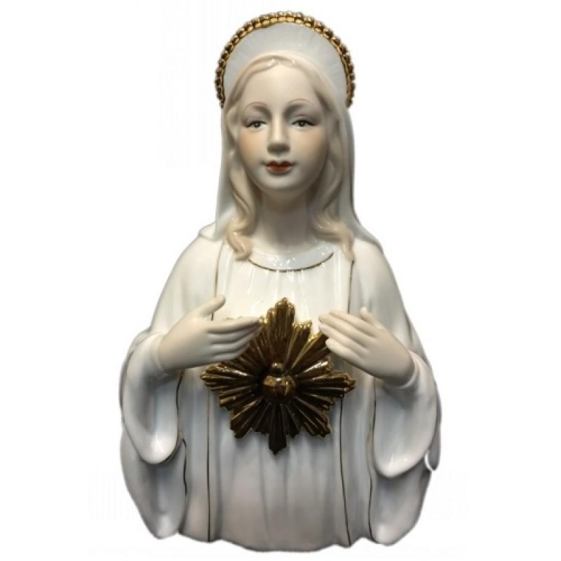 HP 151  (12) Статуэтка Дева Мария  13*23 см
