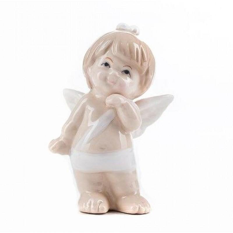 HC-13041 (72) Ангел, из фарфора, 7*6*11см