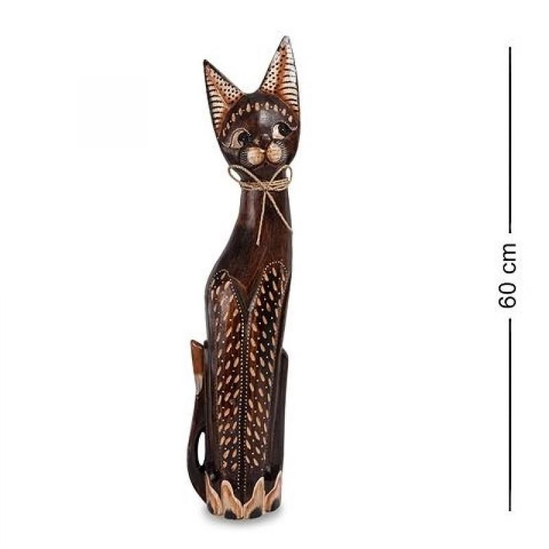 99-090 Фигурка Кошка 60см (албезия, о.Бали)