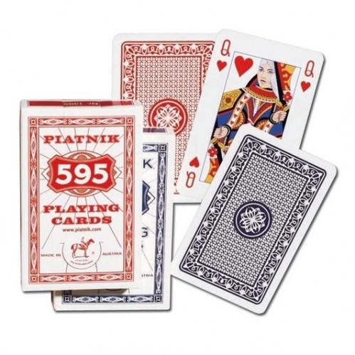 Карты игральные 1395 (12) Бридж 595 55л.