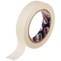 Малярная клейкая лента UNIBOB®  05099  (12-72)  25мм*50м