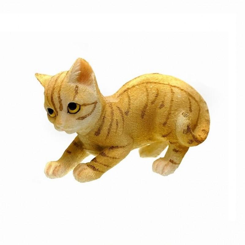 KEN77858  (4-96) Кошка 10см