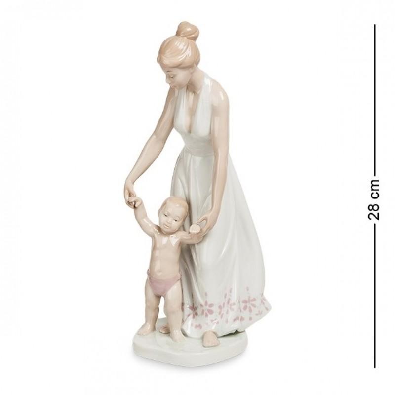 JP- 15/22 Фигурка ''Женщина с ребенком'' (Pavone) 28см