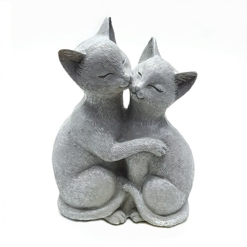 KEN78693  (1-36) Парочка кошек 11*6*14.5см