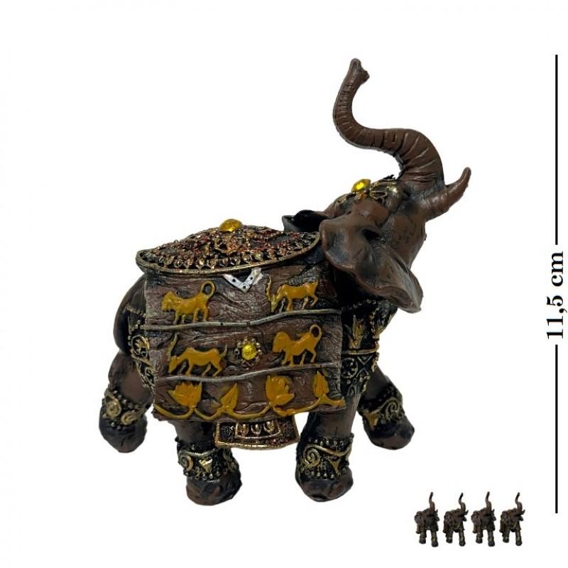 L54118  (4-96) Слон 11.5*11*5.5см