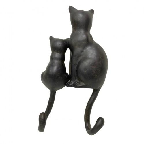 JNW6683  (1-24) Коты крючки 13*4*23см