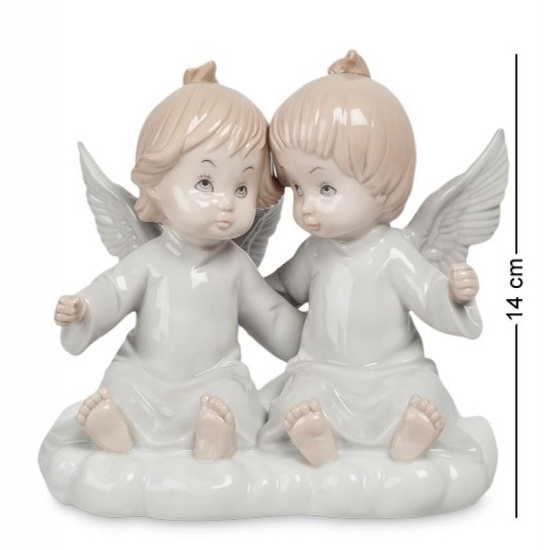 JP- 05/12 Фигурка ''Парочка ангелов'' (Pavone) 14см