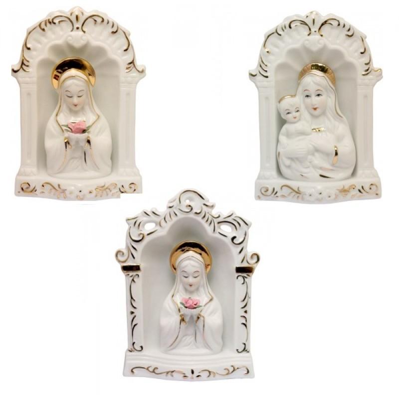 403-405  (36) Декоративный светильник Мадонна 3 вида 12*6*18cm