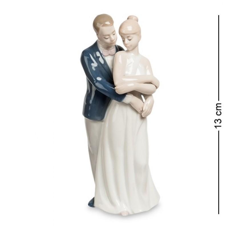 JP- 15/25 Статуэтка ''Пара влюбленных'' (Pavone) 13см