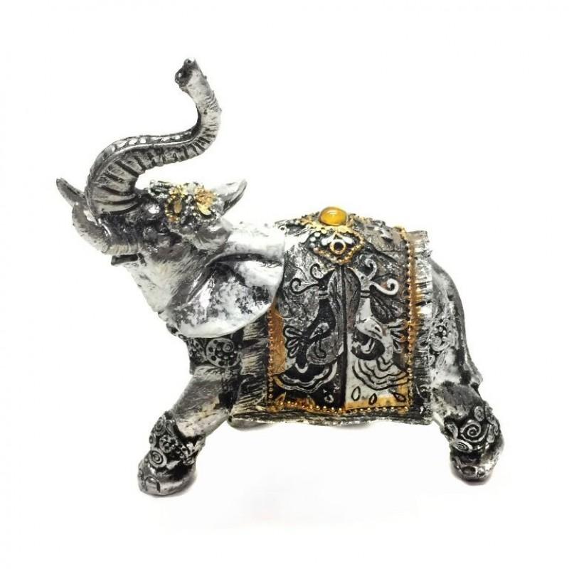 L54098  (4-96) Слон 11.5*11*5.5см