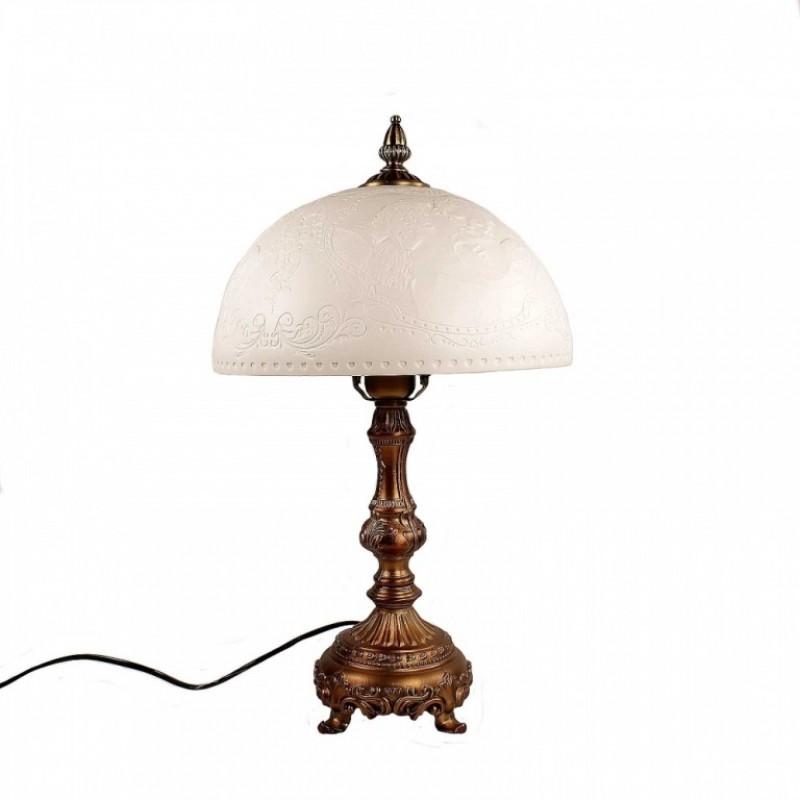 L52715  (1) Декоративный светильник Лампа с фарф. плафоном 56*32*32cm