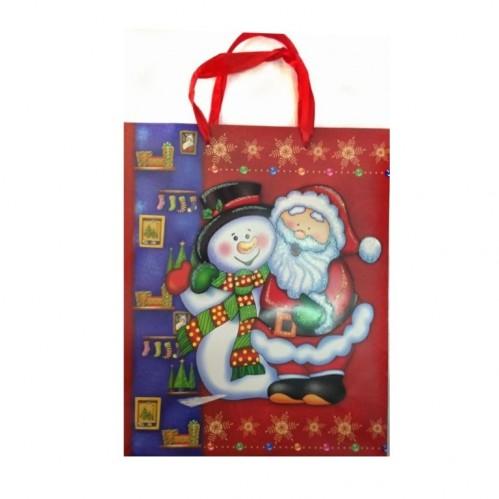 MML14655  (12-480) Пакет подарочный н/г 32*26*10см